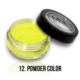 Coloured Acrylic - 12 - 8ml