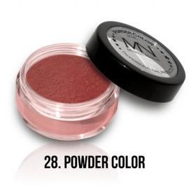 Coloured Acrylic - 28 - 8ml