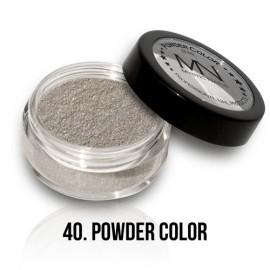 Coloured Acrylic - 40 - 8ml