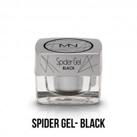 Spider Gel - Black - 4g